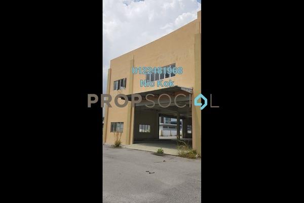 Factory For Sale in Taman Meru Indah, Meru Freehold Unfurnished 0R/0B 2.7m