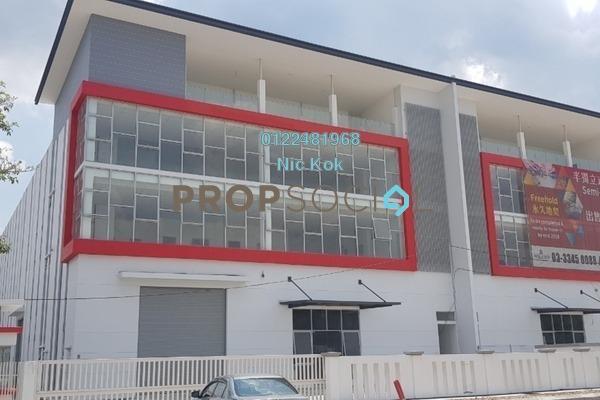 Factory For Sale in Jalan Meru, Klang Freehold Unfurnished 0R/0B 5.88m