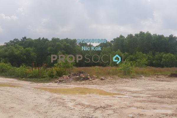 Land For Sale in North Port, Port Klang Freehold Unfurnished 0R/0B 45.3m