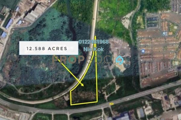 Land For Sale in Kampung Telok Gong , Port Klang Freehold Unfurnished 0R/0B 41.1m