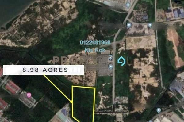 Land For Sale in Kampung Telok Gong , Port Klang Freehold Unfurnished 0R/0B 29.3m