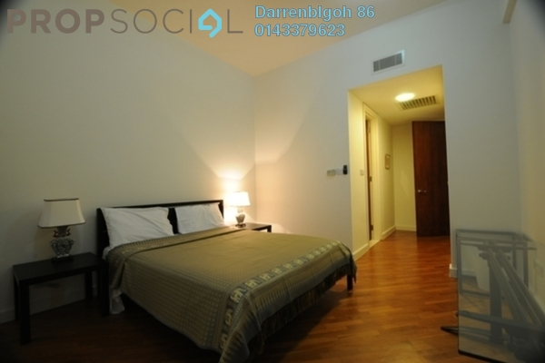 Condominium For Sale in Hampshire Park, KLCC Freehold Fully Furnished 2R/2B 1.7m