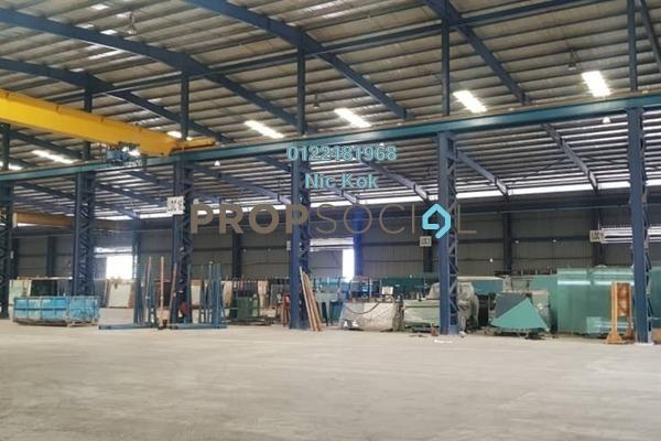 Factory For Sale in Kampung Telok Gong , Port Klang Freehold Fully Furnished 0R/0B 19m
