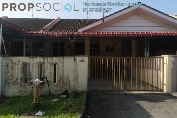 Terrace For Sale in Taman Putri Kulai, Kulai Freehold Unfurnished 3R/2B 315k