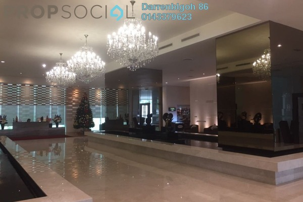 Condominium For Sale in The Pearl, KLCC Freehold Fully Furnished 4R/5B 2.5m