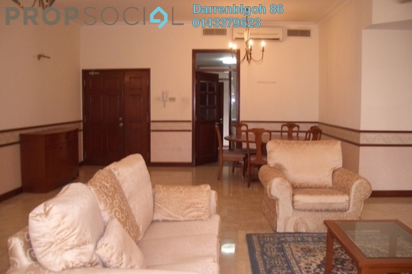 Condominium For Sale in Sri Kia Peng, KLCC Freehold Fully Furnished 3R/2B 1.65m