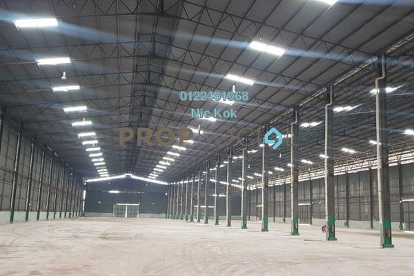 Factory For Sale in Kampung Telok Gong , Port Klang Freehold Semi Furnished 0R/0B 19m