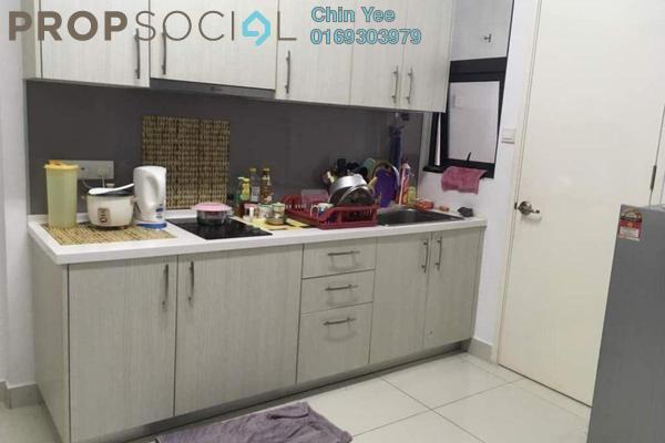 Condominium For Rent in Section 5, Bandar Mahkota Cheras Freehold Semi Furnished 3R/2B 1.63k