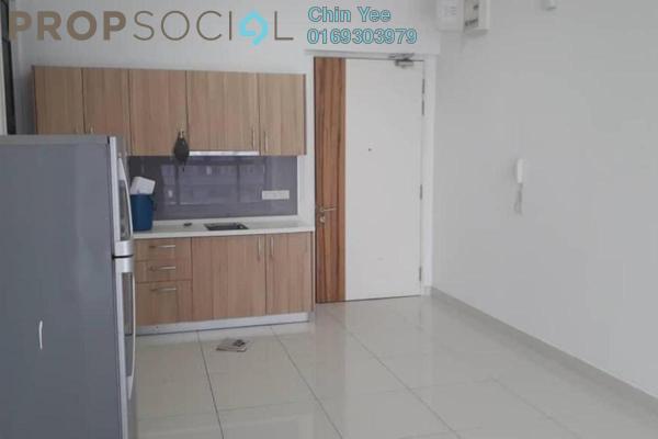 Condominium For Rent in Section 5, Bandar Mahkota Cheras Freehold Semi Furnished 3R/2B 1.64k