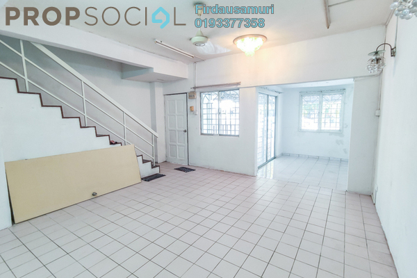 Terrace For Sale in Taming Jaya Industrial Park, Balakong Freehold Unfurnished 4R/3B 410k