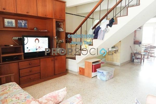 Terrace For Sale in Taman Castlefield, Sungai Besi Freehold Semi Furnished 2R/1B 350k