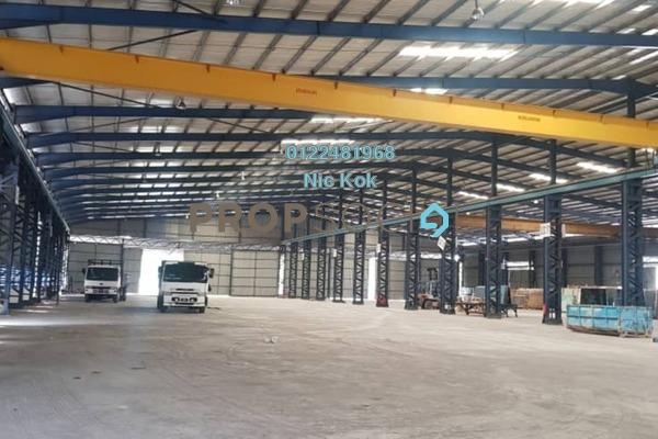 Factory For Sale in Kampung Telok Gong , Port Klang Freehold Fully Furnished 0R/0B 21m