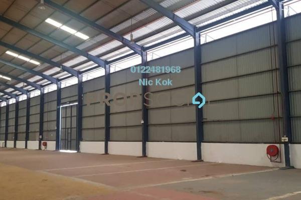 Factory For Rent in Kampung Sijangkang, Telok Panglima Garang Freehold Unfurnished 0R/0B 56k
