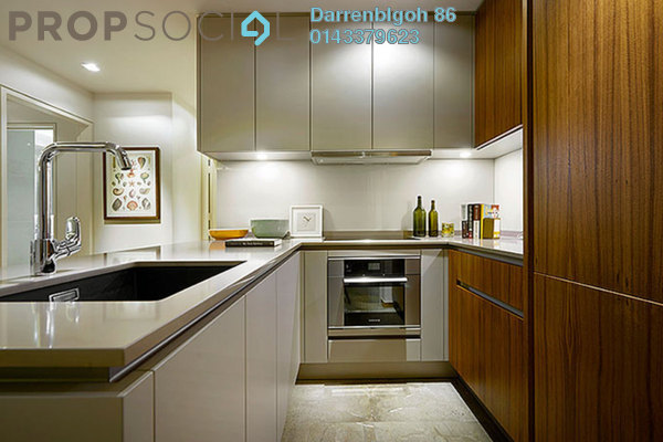 Condominium For Sale in Stonor 3, KLCC Freehold Semi Furnished 1R/1B 1.18m