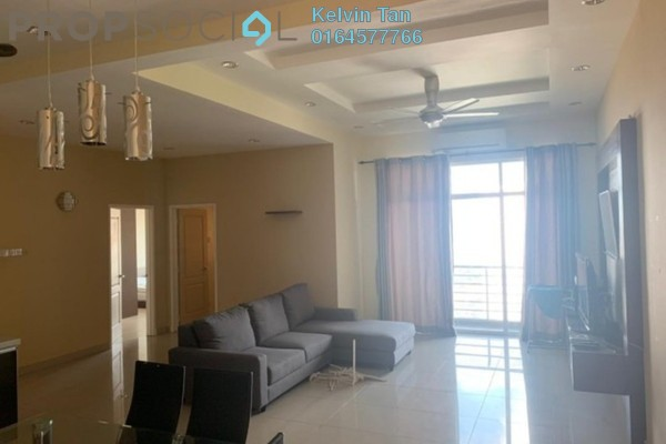 Condominium For Sale in Ideal Regency, Bukit Gambier Freehold Fully Furnished 3R/2B 620k