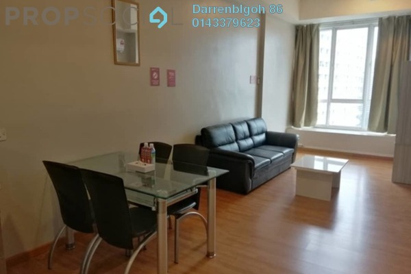 Condominium For Rent in Park View, KLCC Freehold Fully Furnished 2R/2B 3.2k