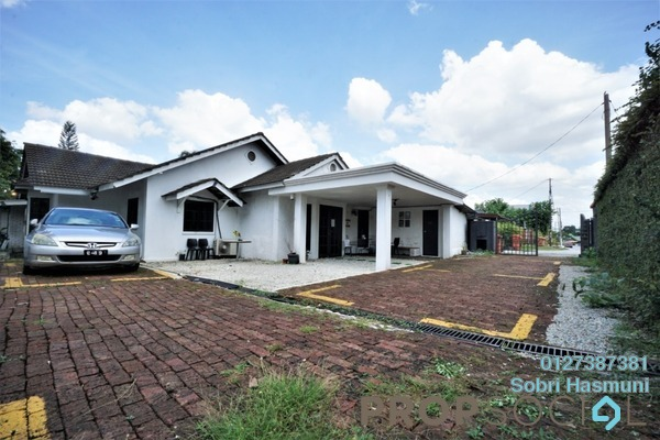Bungalow For Sale in Section 8, Petaling Jaya Freehold Fully Furnished 15R/4B 1.75m