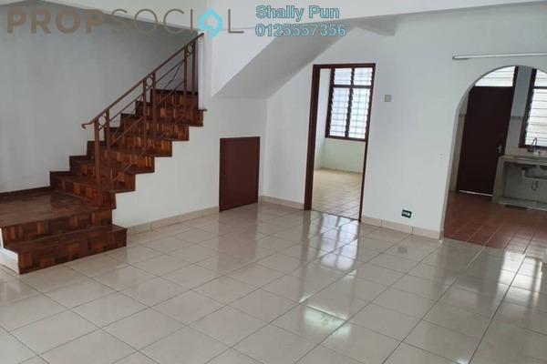 Terrace For Rent in Taman Puncak Kinrara, Bandar Kinrara Freehold Semi Furnished 4R/3B 1.3k