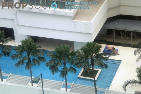 Condominium For Sale in Kirana Residence, KLCC Freehold Fully Furnished 4R/5B 3.5m