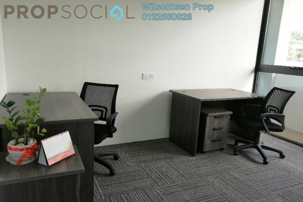 Office For Rent in Plaza Arkadia, Desa ParkCity Freehold Fully Furnished 0R/1B 1k