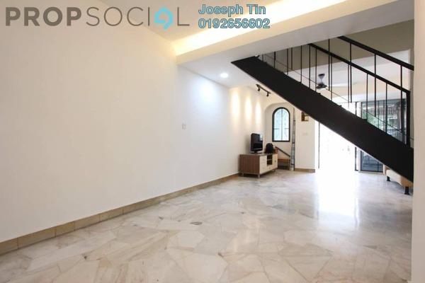 Terrace For Sale in Taman Castlefield, Sungai Besi Freehold Semi Furnished 2R/2B 308k