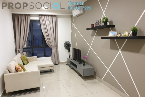 For Rent Condominium at Eclipse Residence @ Pan'gaea, Cyberjaya Freehold Fully Furnished 1R/1B 800translationmissing:en.pricing.unit