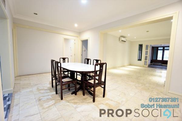 Condominium For Sale in Sri Bukit Tunku, Kenny Hills Freehold Semi Furnished 3R/2B 850k