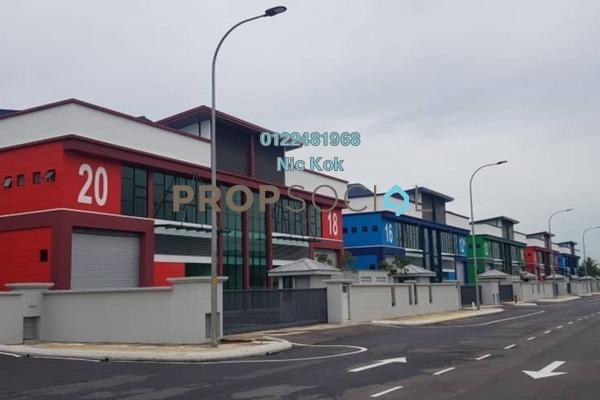 Factory For Sale in Taman Klang Jaya, Klang Leasehold Unfurnished 0R/0B 4.6m