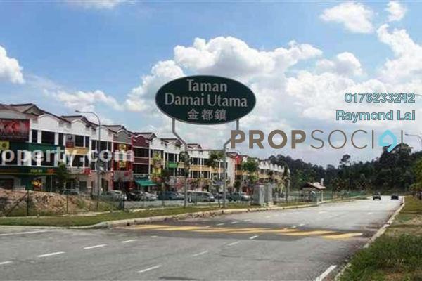 Link For Sale in Taman Damai Utama, Bandar Kinrara Freehold Unfurnished 4R/3B 740k