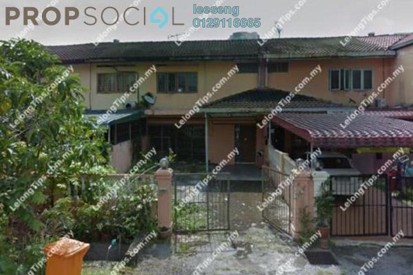 Terrace For Sale in Section 4, Shah Alam Freehold Unfurnished 0R/0B 504k