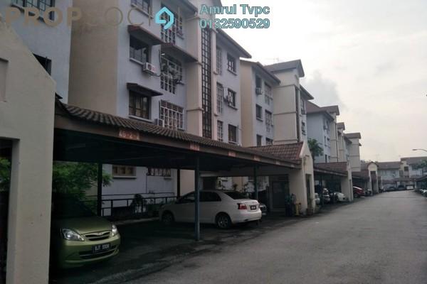 Apartment For Sale in Sri Ayu, Setiawangsa Freehold Unfurnished 3R/2B 450k