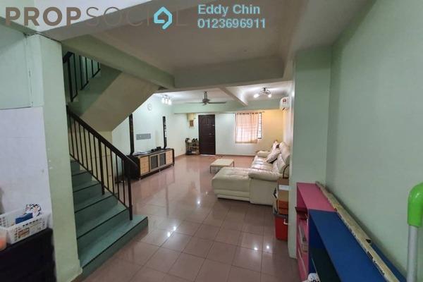 Terrace For Sale in Taman Kuchai Jaya, Kuchai Lama Freehold Semi Furnished 3R/2B 600k