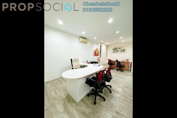 Office For Sale in Perdana Business Centre, Damansara Perdana Freehold Semi Furnished 1R/2B 580k
