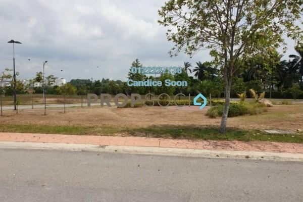 Land For Sale in Bukit Raja Industrial Park, Klang Freehold Unfurnished 0R/0B 1.7m