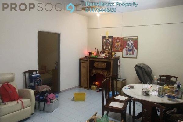Apartment For Sale in Taman Bukit Jambul, Bukit Jambul Freehold Semi Furnished 3R/2B 295k