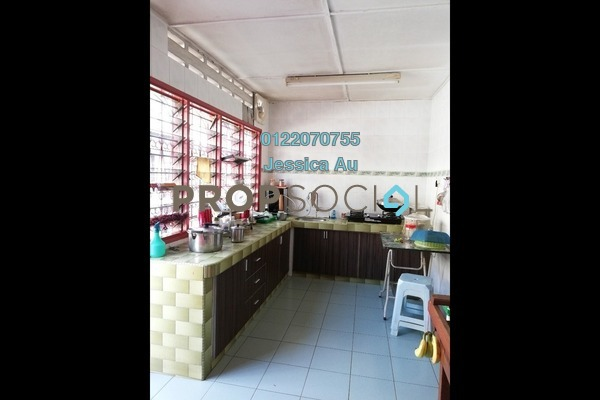 Terrace For Sale in Taman OUG, Old Klang Road Freehold Semi Furnished 4R/3B 850k