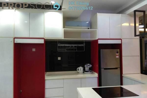 Terrace For Rent in Garden Residence, Cyberjaya Freehold Fully Furnished 6R/5B 3.4k