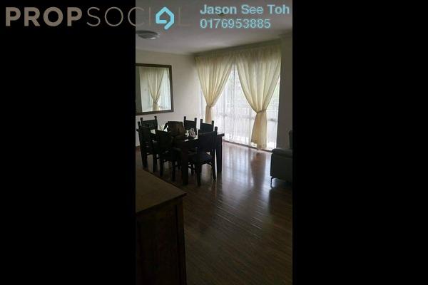 Condominium For Sale in OBD Garden Tower, Taman Desa Freehold Semi Furnished 3R/2B 1.06m