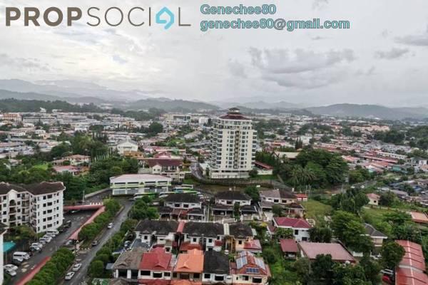 Condominium For Sale in SkyVue Residence, Kota Kinabalu Freehold Unfurnished 3R/2B 850k