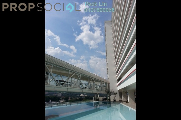 Condominium For Rent in Imperial Residence, Cheras South Freehold Fully Furnished 3R/2B 1.6k