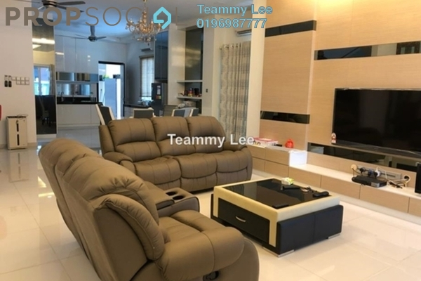 Semi-Detached For Sale in Golden Showers, Klebang Freehold Fully Furnished 4R/5B 2m