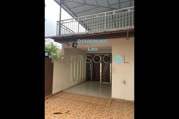 For Sale Terrace at Taman Puchong Perdana, Puchong Freehold Unfurnished 5R/4B 720k