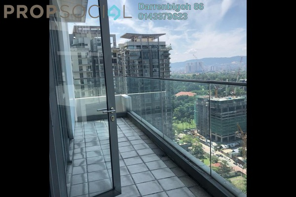 Condominium For Sale in Stonor Park, KLCC Freehold Semi Furnished 5R/5B 6.5m