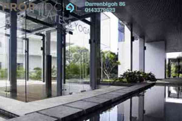 Condominium For Rent in Park Seven, KLCC Freehold Semi Furnished 5R/5B 17k