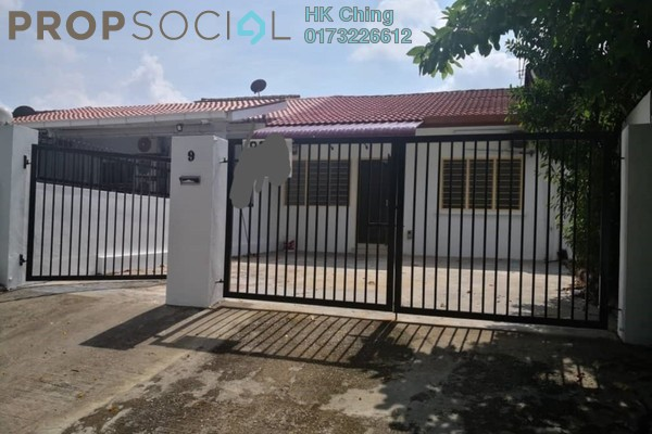 Terrace For Rent in Section 10, Petaling Jaya Freehold Unfurnished 4R/2B 2.5k