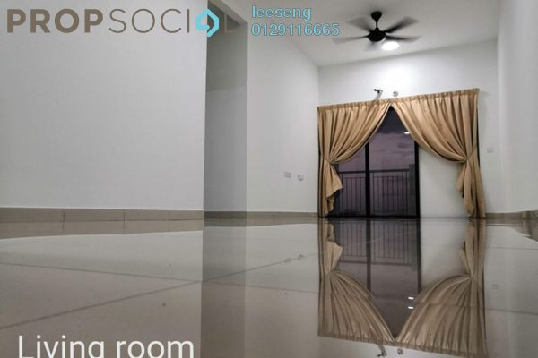 Condominium For Rent in The Olive, Sunsuria City Freehold Semi Furnished 3R/2B 1.6k