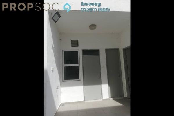 Semi-Detached For Sale in Plumeria @ Sri Jaromas, Jenjarom Freehold Unfurnished 5R/5B 850k