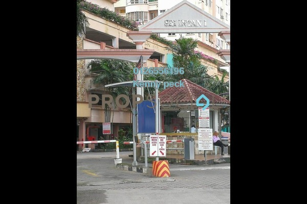 Condominium For Sale in Sri Intan 1, Jalan Ipoh Freehold Unfurnished 3R/2B 255k