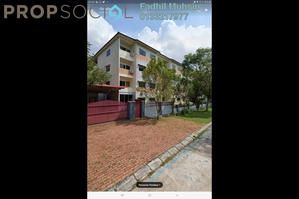 Apartment For Sale in Taman Pusing Baru, Pusing Leasehold Unfurnished 3R/2B 110k