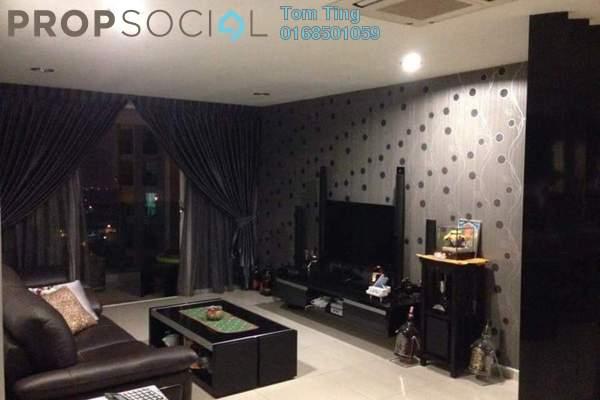 Condominium For Sale in The Zest, Bandar Kinrara Freehold Semi Furnished 4R/2B 520k